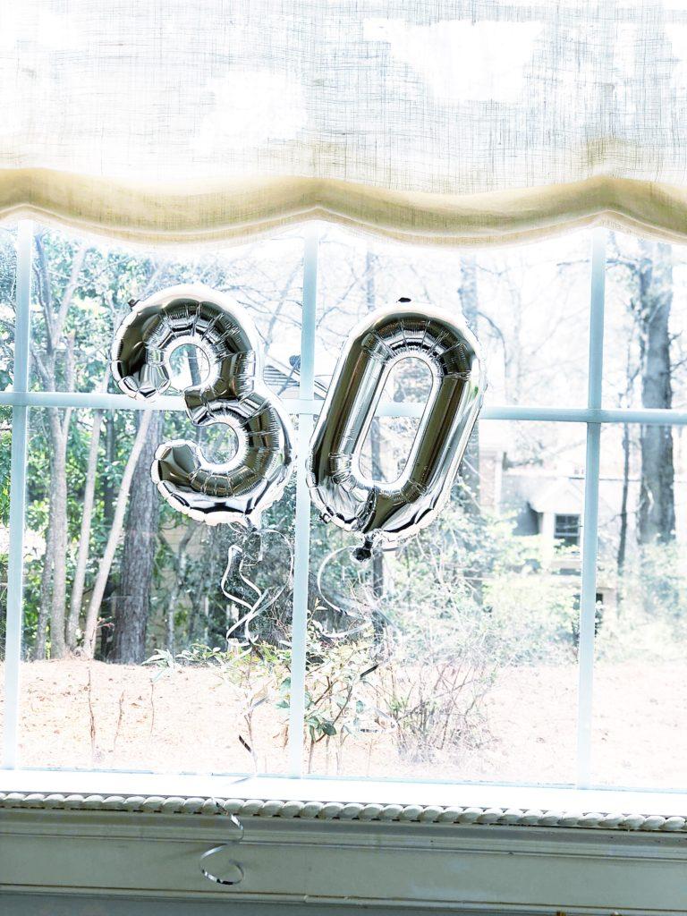 30th Ballon