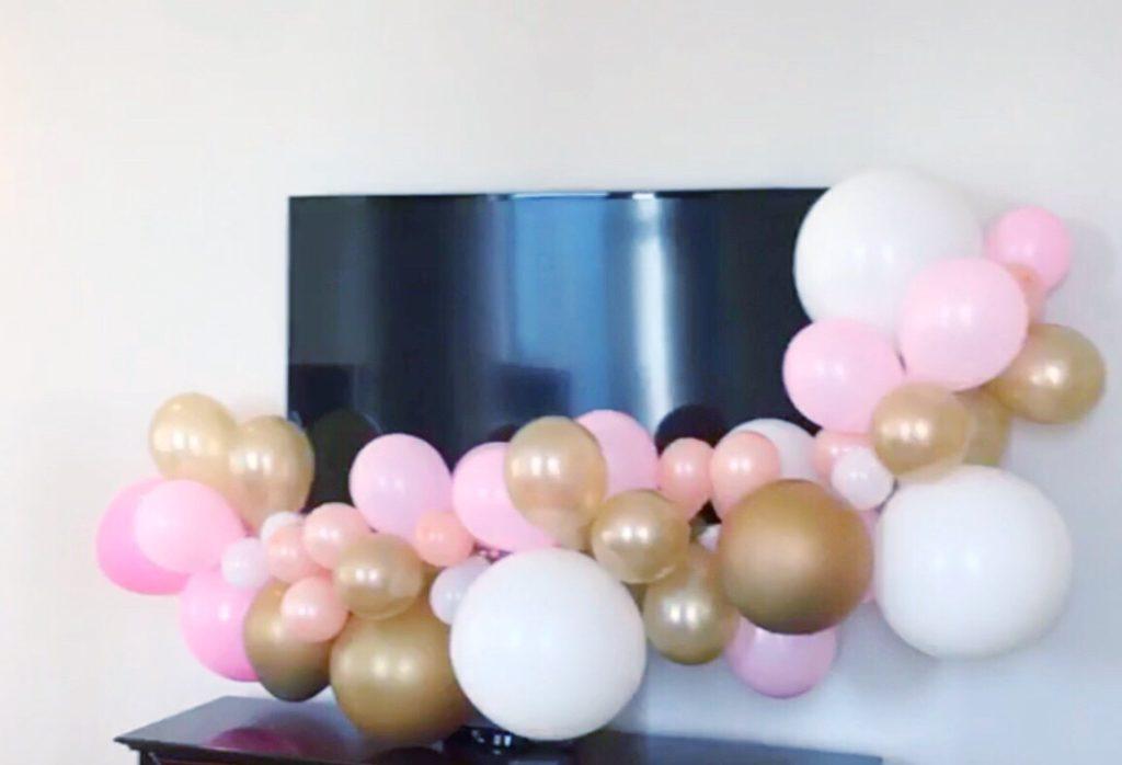 Bride Ballons